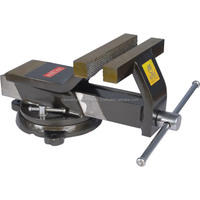 All steel bench vice/Swivel Model