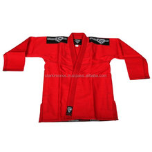 Professional quality Bjj Gis in cotton fabric from Pakistan CUSTOM EMBROIDERY PATCHES BJJ GI