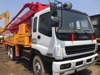Used ISUZU 37m pump truck , Used Concrete Pump Truck of Isuzu