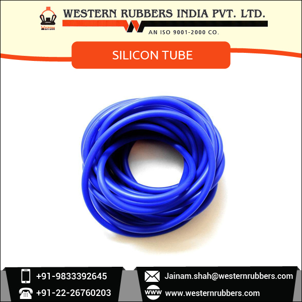 100% Pure Silicone Rubber High Quality All Sizes Silicon Rubber Tube