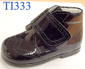 DRESS PATENT CHILDREN SHOES , HIGH QUALITY , GENUIENE LEATHER
