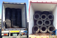Good quality used light truck tyres for exporting
