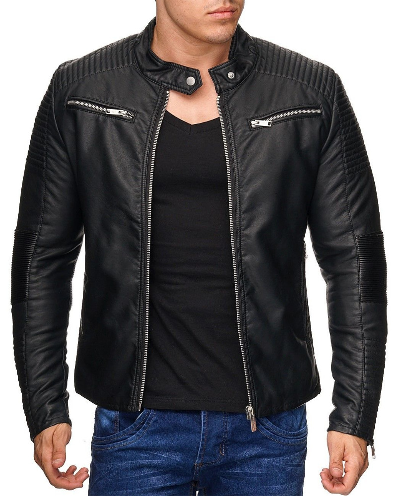 Men motorcycle Soft sheep leather jacket, manufacturer, wholesale USA, UK CHINA, INDIA, PAKISTAN