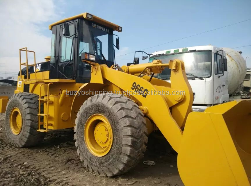 China Sell Used CAT 966G Wheel Loader /Caterpillar 950G 950 950H 966G 966H 966C 966E Wheel Loader