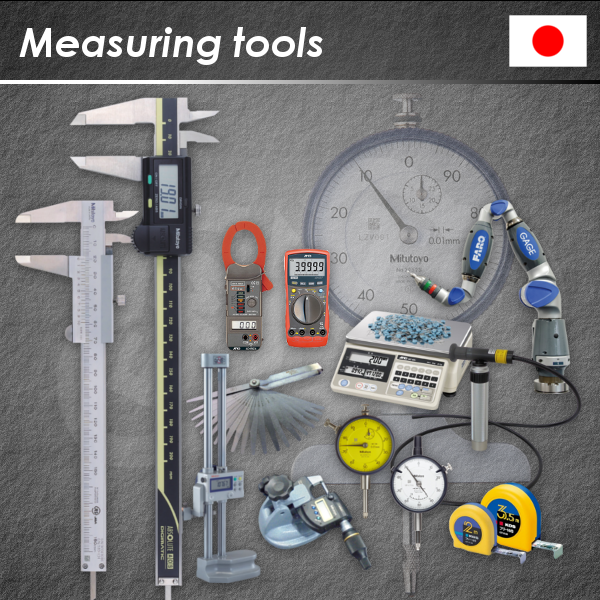 High-precision and Reliable mitutoyo Caliper made in Japan