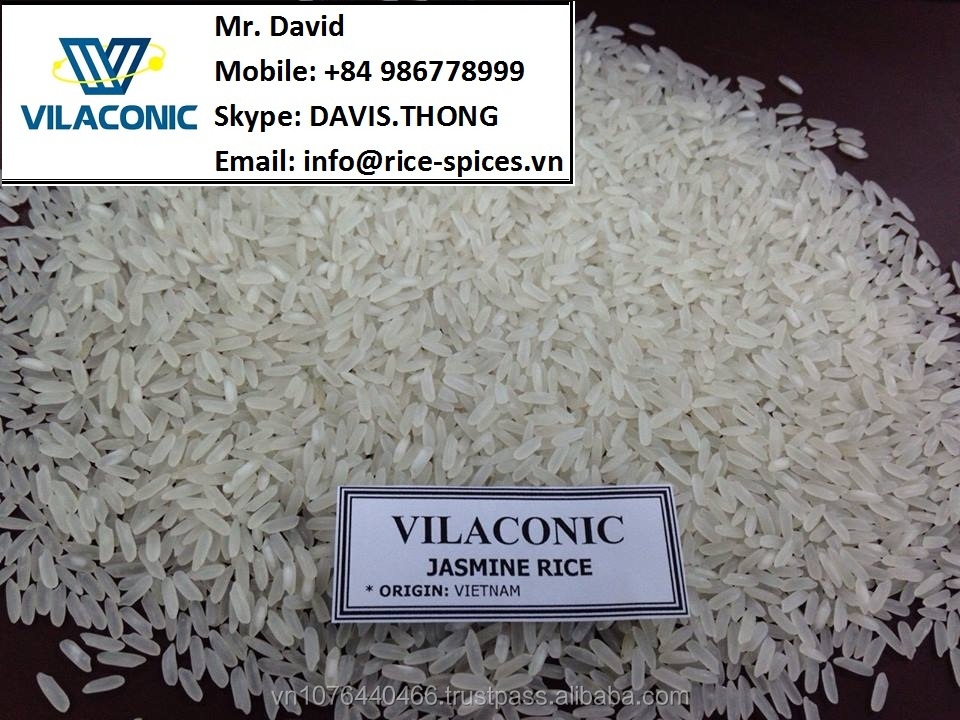 JASMINE RICE (Mobiphone: +84 986 778 999, info@rice-spices.vn)