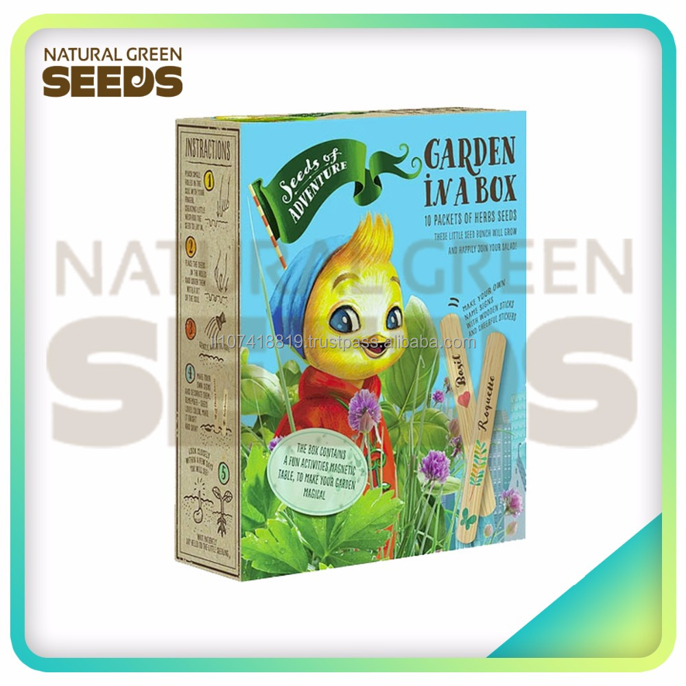 Seeds Pack Herbs