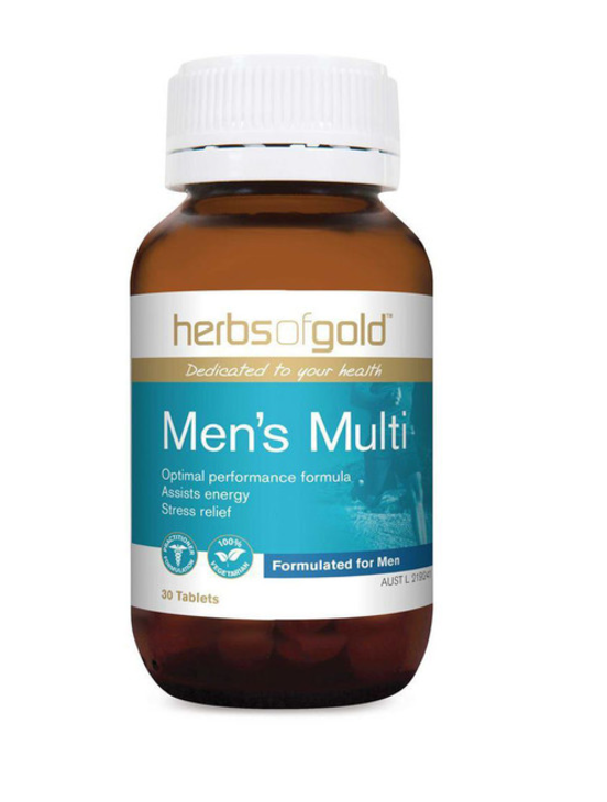 Herbs Of Gold Men's Multi 30t