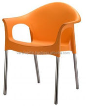 Plastic chair with arms nilkamal brand