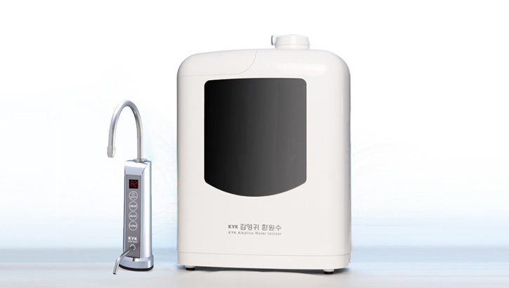 KYK Korea/Undersink Alkaline Water Ionizer/Medical Device,/CE certified