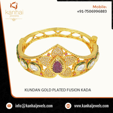 Wholesale Selling of Gold Plated Kada Jewelry for Women