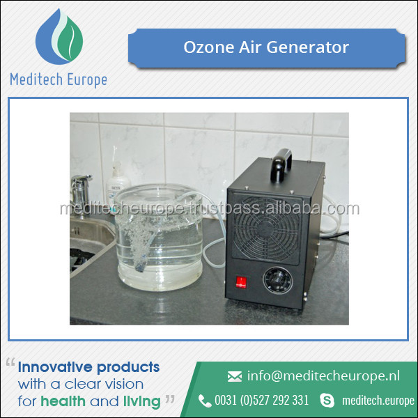 Oxygen Increasing Portable Ozone Generator for Sale