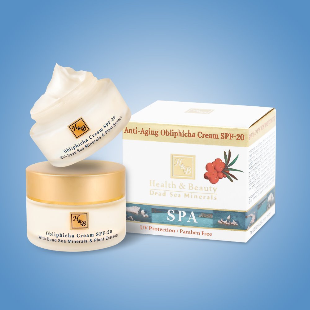 Sea Buckthorn Anti-Aging Face Cream SPF-20