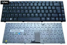 Replacement notebook keyboard For Samsung R65 NP-R65 R519 series laptop keyboard US UK SP RU PO layout