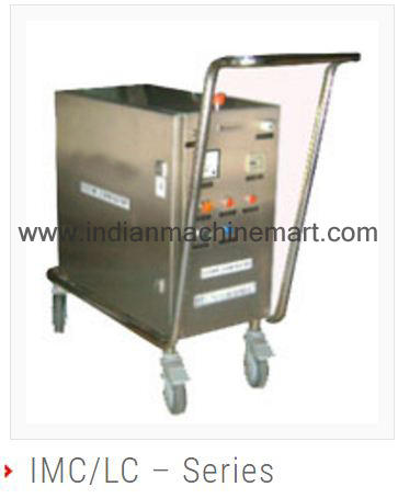 Integrated Mobile Cart Ozonator (Made In India) Best Quality And High Speed Low Price