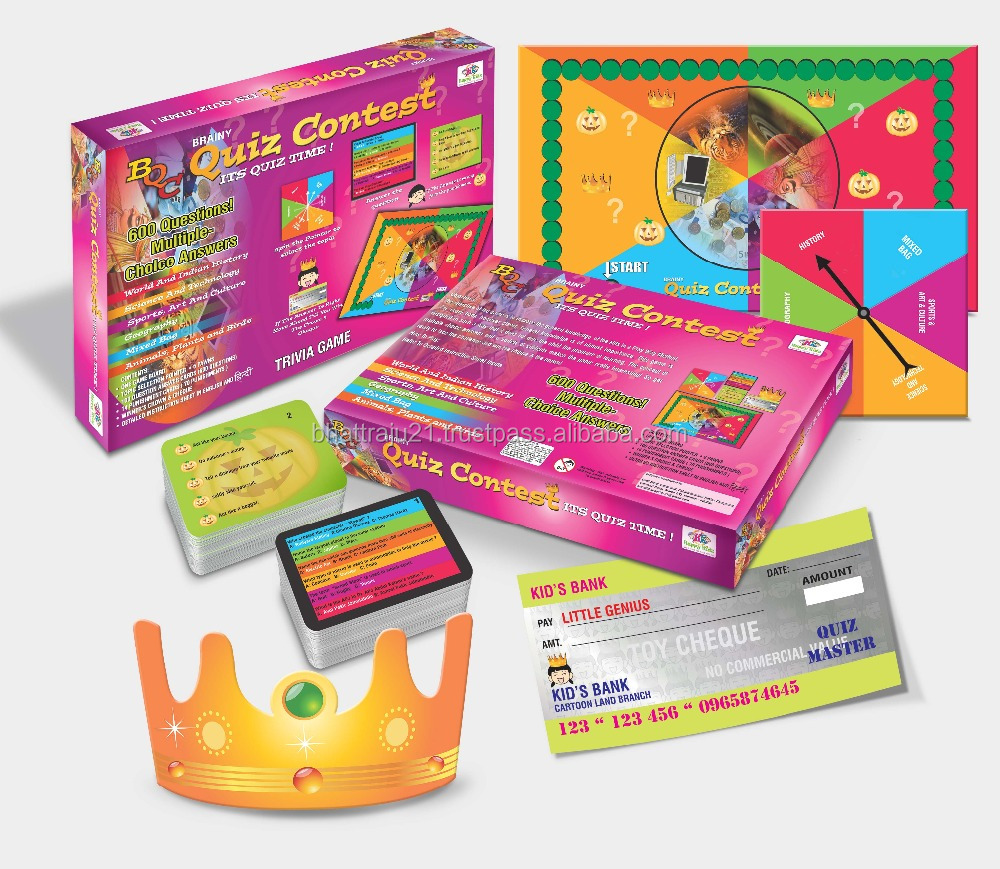 educational toys for kids Best Board Games