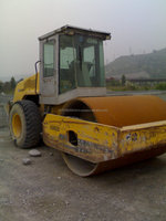 Used XCMG XSM220 ROAD ROLLER hot sale in China good condition