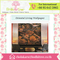 Amazing offer on Superior Quality Wall Art Wallpaper for Spa and Restaurant Decorations