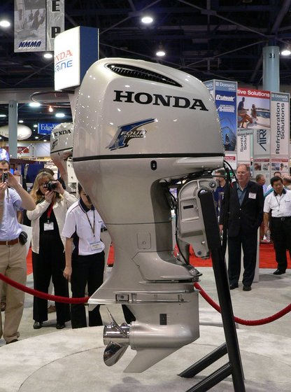 Affordable Price For Used/New Honda 105HP Outboards Motors