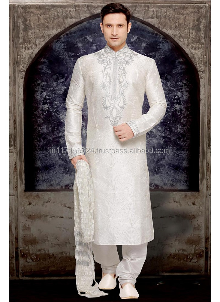 Party wear indo western mens suit