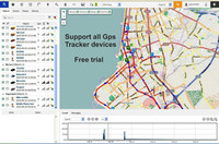 Professional GPS software with open source code compatible with most of trackeGPS Tracking Software for all Gps tracker devices.