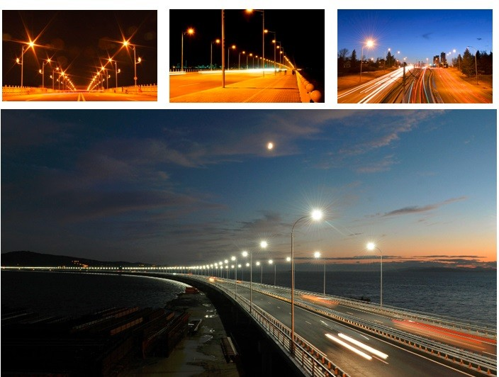 Made In China Aluminum Street Light led high power street light With CE certificates