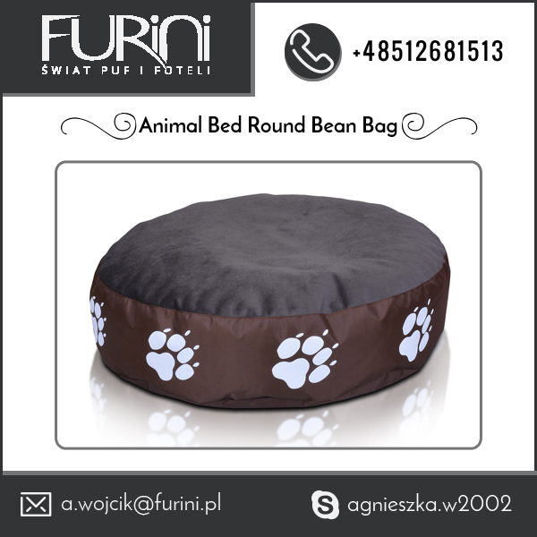 Wholesale Supplier of Best Quality Animal Round Pet Bed