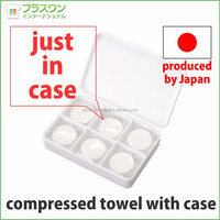 Low-cost and Long-lasting travel accessory compressed towel at reasonable prices 6 pcs