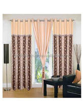 Wholesale new style Home Brown Door Curtain