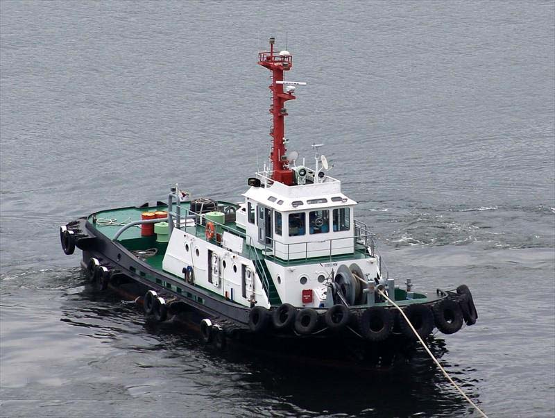 1,880 Ps Harbour tug boat for sale ( Nep-tu0057 )