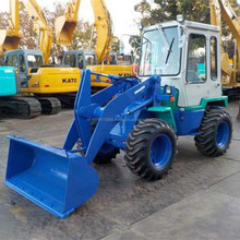 Cheap used Komatsu wheel loader WA40, original from Japan WA 40for sale
