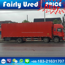 Used 6x4 Sinotruck Howo Cargo Truck 25-40 ton