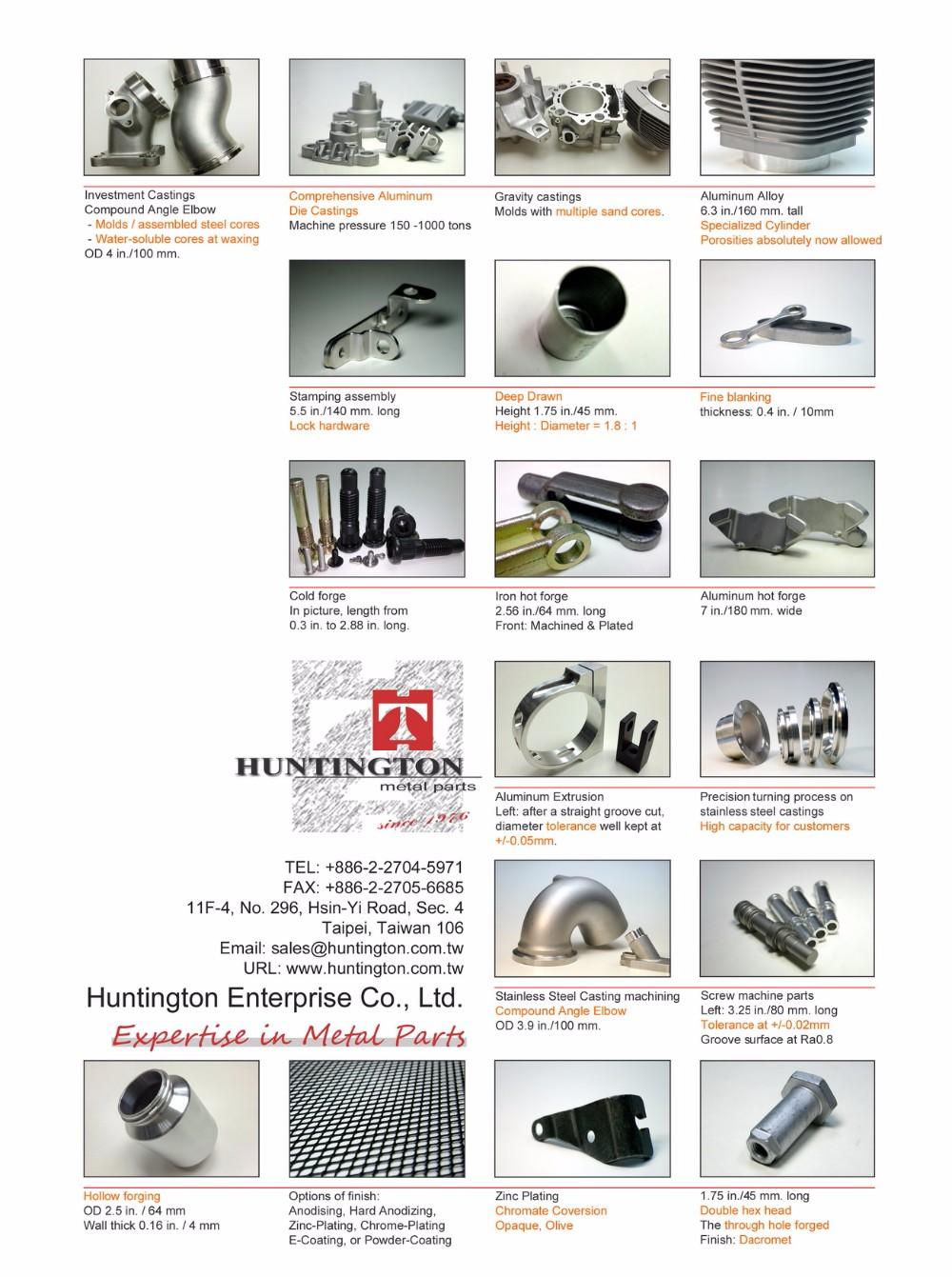 Taiwan-Metal-Parts-Manufacturer
