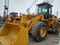 originally USA made used earth-moving machinery cat 950G wheel loader