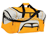 Poly Colorblock Sport Duffel Bag | Yellow/Grey