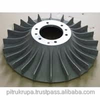 High Quality Casting Metal Water Pump Impeller