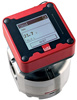 Flow meter HDO 400 SS/PPS for non-flammable liquids - Lutz Flow Meter HDO - for neutral liquids, acids, alkalis and more