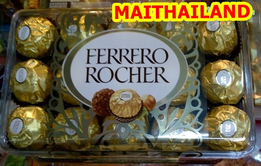 Ferrero Rocher Chocolate Wholesale Price 30 Pieces/box (T30)