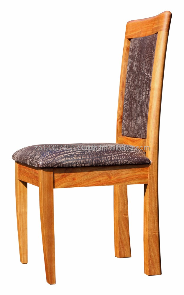 Solid Teak Dining Room Chair