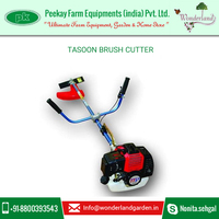 Tasoon Brush Cutter with Sharp Edges from Industry's Top Ranked Manufacturer