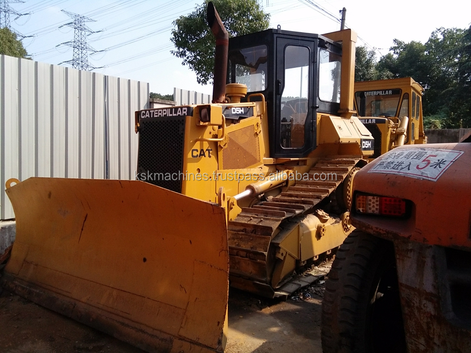 D5H lgp D6H D7H D4H D7G D6G D6R D8K cat second hand caterpillar dozer I for sale
