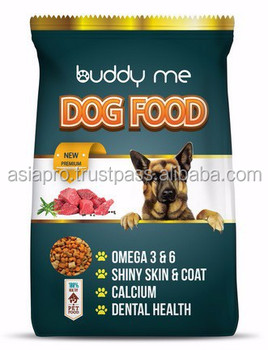 Brand name dog food