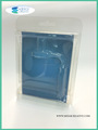 Clear Tri-fold Clamshell Packaging with Insert Card
