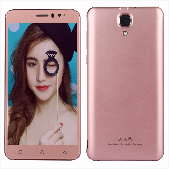 6 inch IPS 960*540 Android 5.1 1GB+8GB Smartphone Two Camera Cellphone 3G Lte Mobile Phone