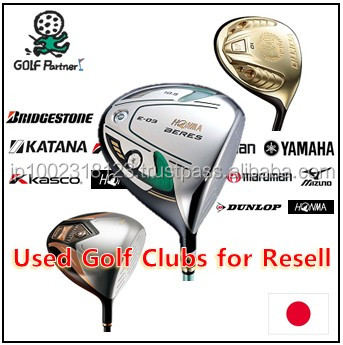 Various types of second hand van and Used golf club with good condition