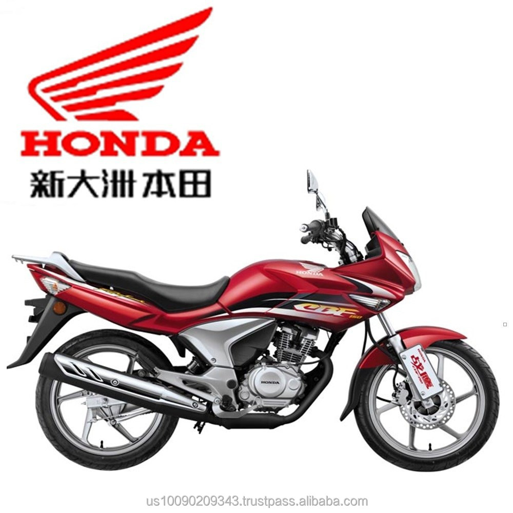 Honda 150cc motorcycle SDH(B2)150-C with Honda patented electromagnetic locking system