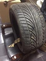 Used car tyres or tires