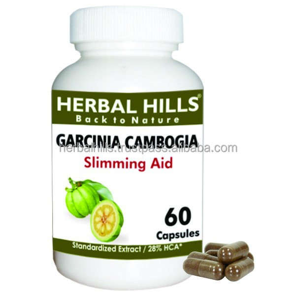 Natural herb Garcinia for weight loss