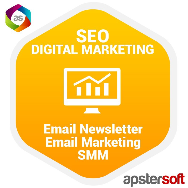 SEO, Digital Marketing, Email Newsletter