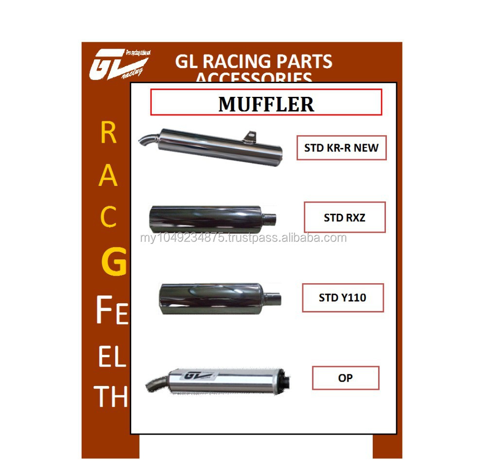 GL Racing Part Accessories